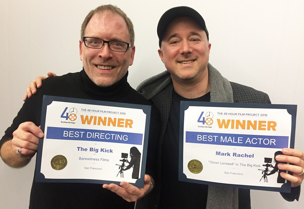 Best Director and Best Actor